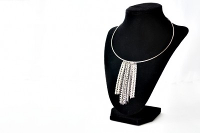 DIY CHAIN TASSEL OR WATERFALL NECKLACE