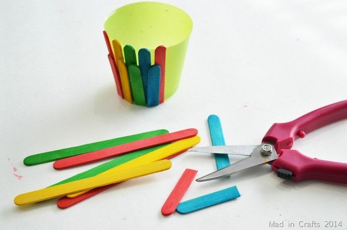 cut craft sticks to length