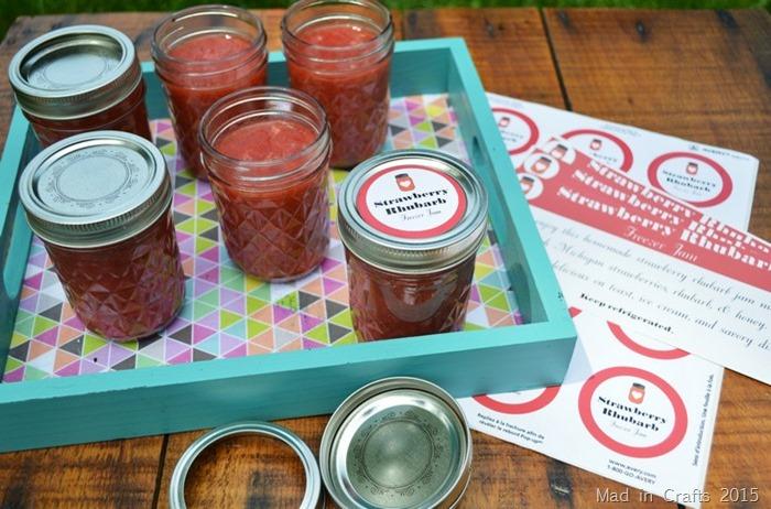 Avery Labels for Homemade Jam