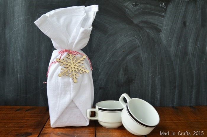 Easy Holiday Hostess Gift
