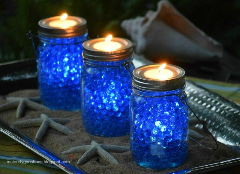 Water Bead Lanterns #8 Ms. Toody Goo Shoes