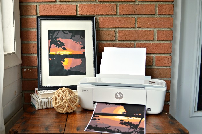 TURN YOUR PHOTOS INTO PAINT BY NUMBERS