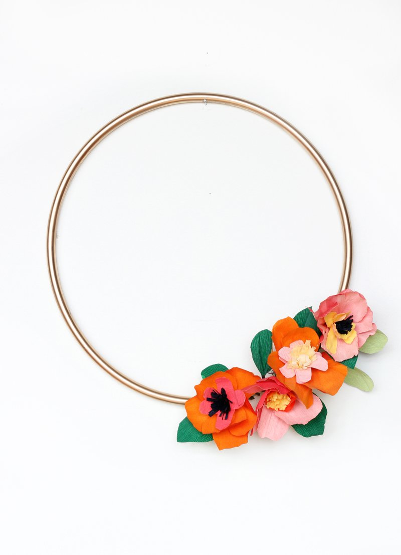 SIMPLE WREATHS FOR SPRING