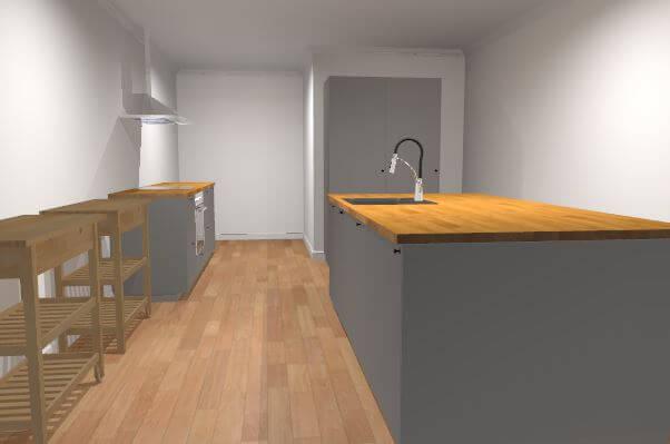 Wie viel kostet eine IKEA Küche mit und ohne Ausmessen ...