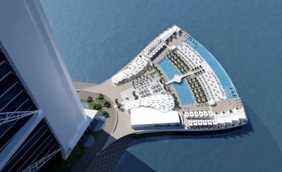 Magic of Miles New Luxury Burj Al Arab Terrace Unveiled ...