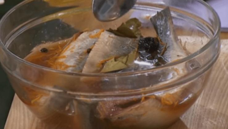 Comment sel hareng à la maison savoureux
