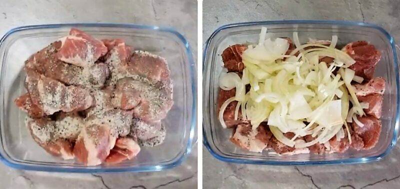 umăr de porc îndepărtează capacul de grăsime)