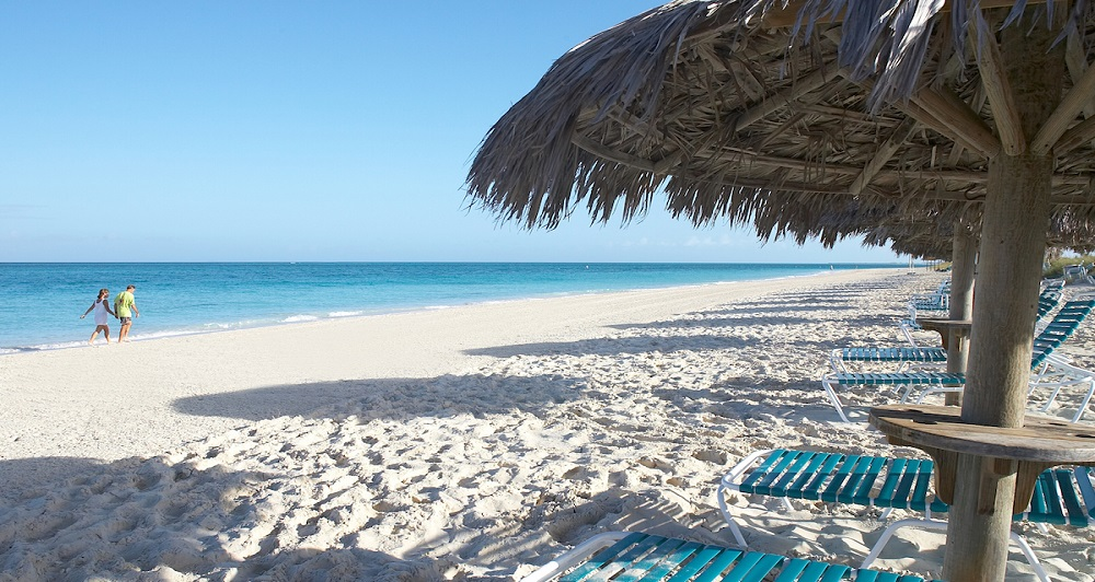 Bay Caicos Grace Turks And Sands
