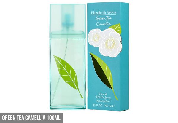 Elizabeth Arden Perfume Range