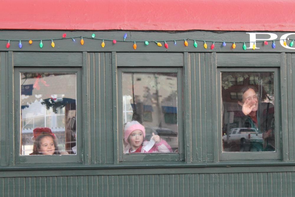 The Polar Express TM | Portland, ME | Maine Narrow Gauge ...