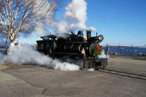 Portland's 'Polar Express' | Maine Roots