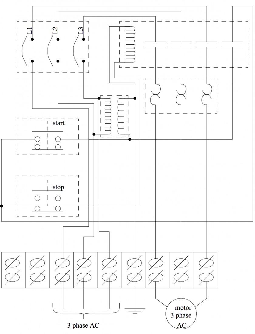 Basic electric circuit diagram wiring diagram image