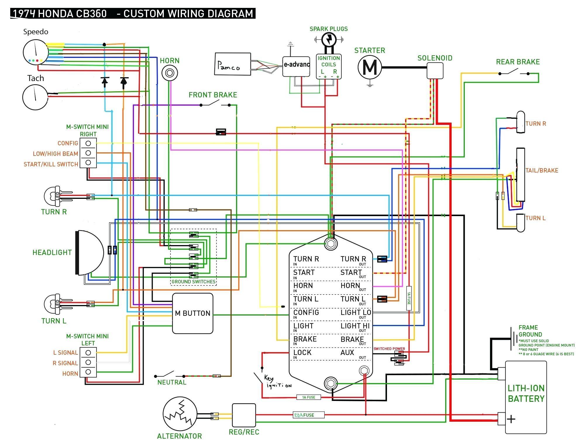 Honda Gx340 Parts Diagram Wiring