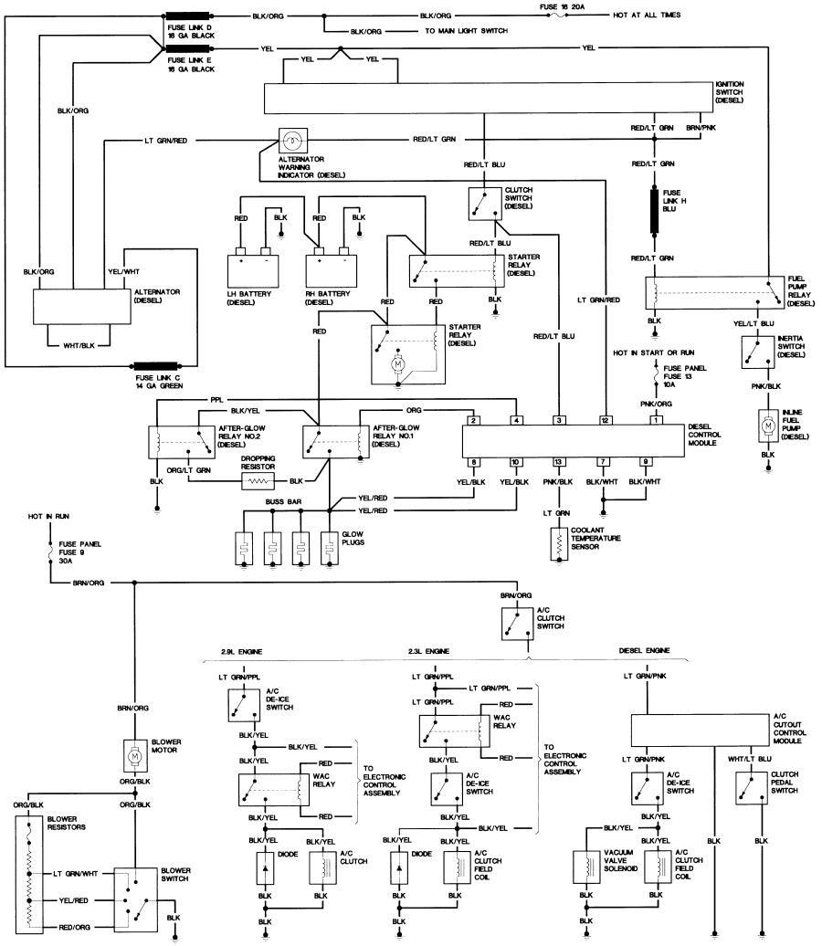 Modern fiero wiring diagram motif best images for wiring diagram