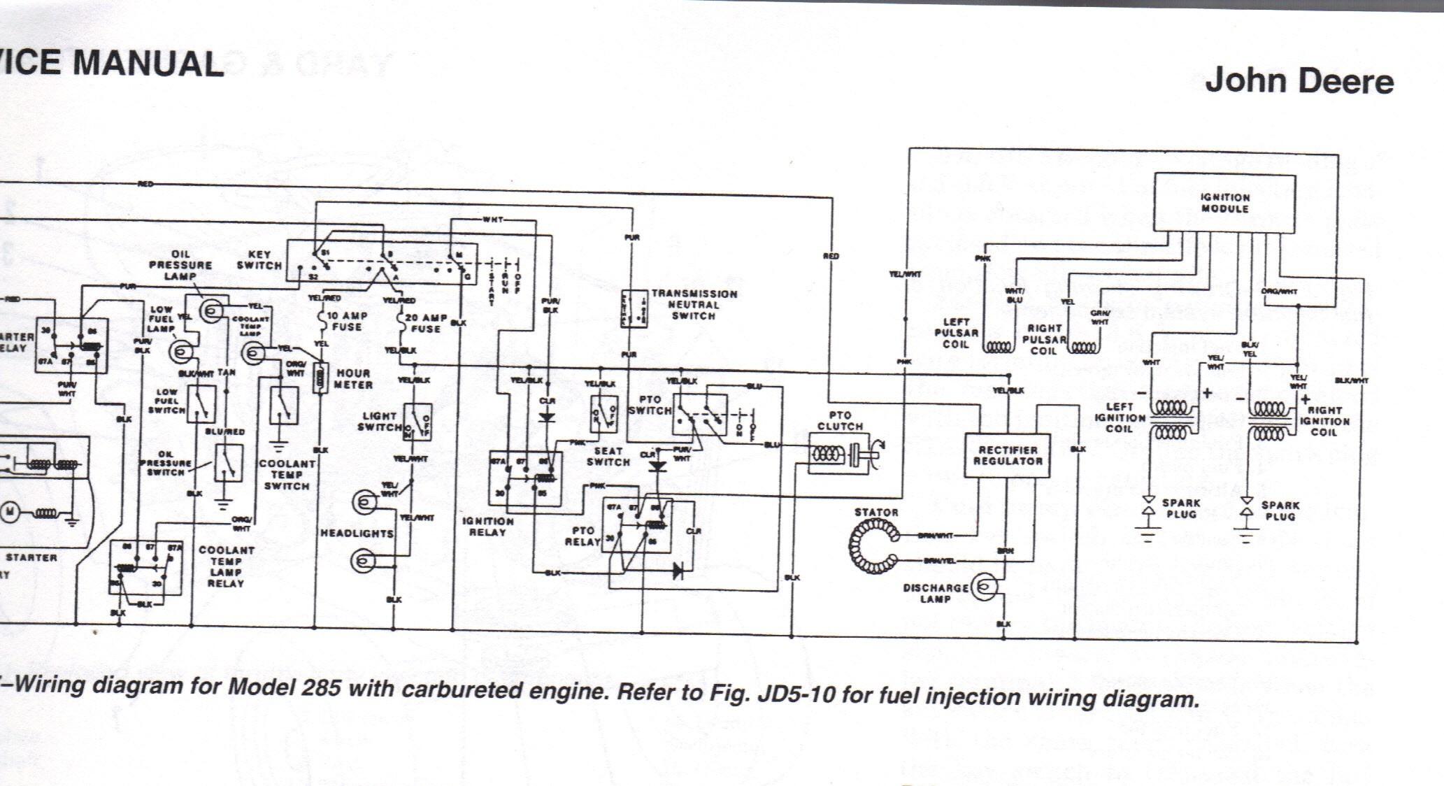 gt262 wiring diagram wiring diagram read  john deere gt262 wiring diagram #13