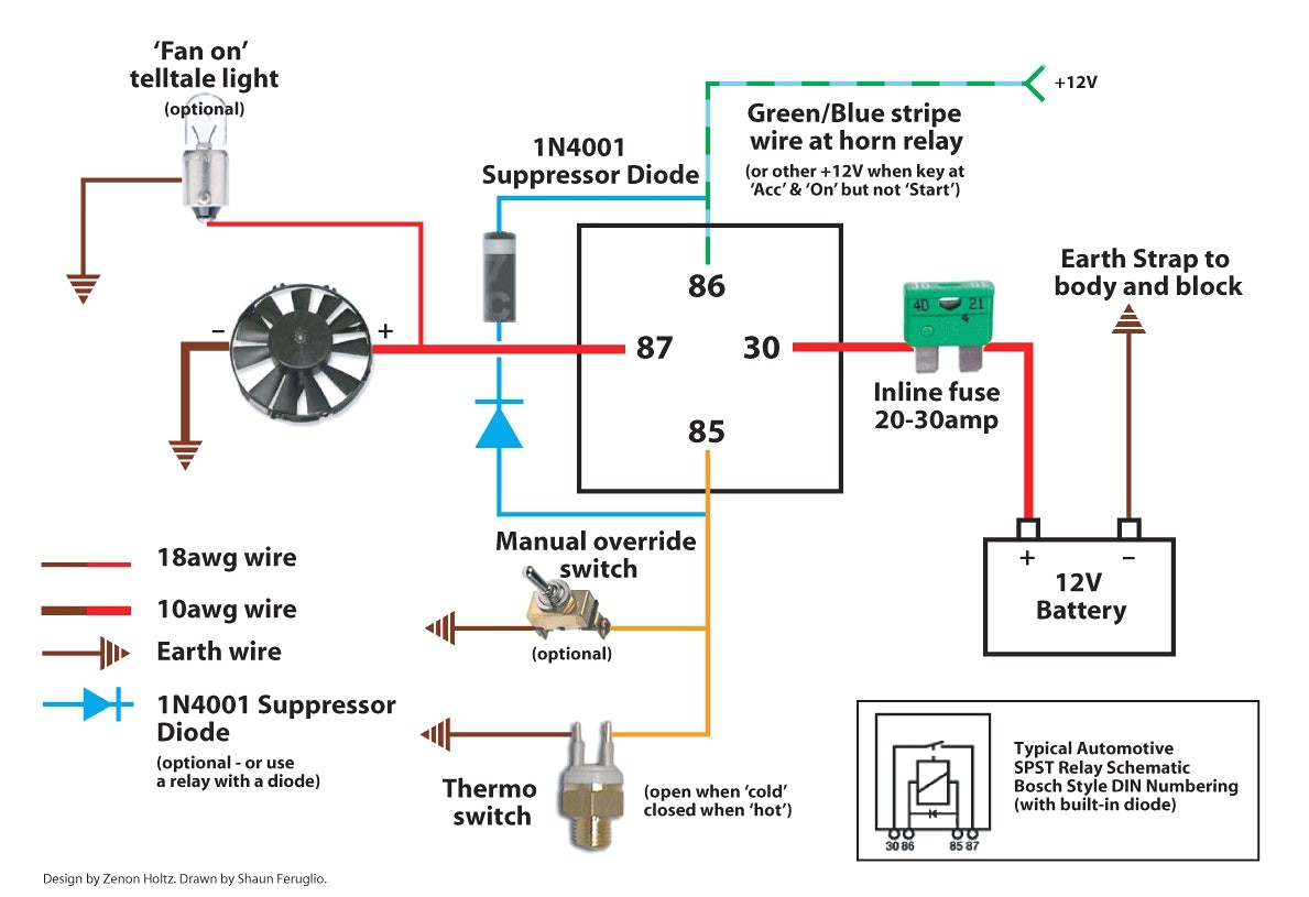 250 Volt Wiring Diagram