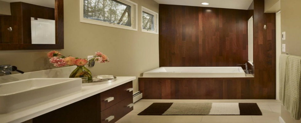 Modern Home Kitchen And Bath