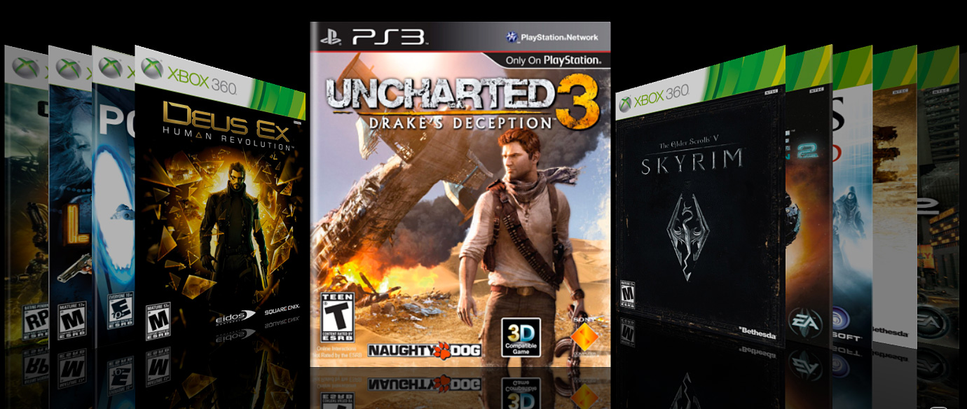 Top 10 Games of 2011 by Terry Majamaki Top 10 Games of 2011