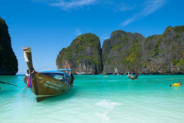 Тайландта қандай курорттар жағажай демалысына жарамды