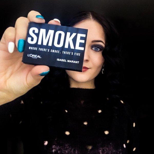 Smokey Buz.