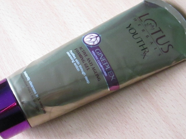 Face Rx Wash Lotus Youth Review