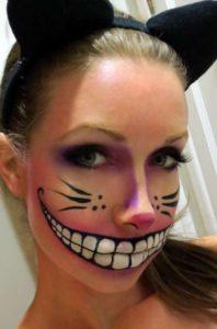 Tigra makeup wanita