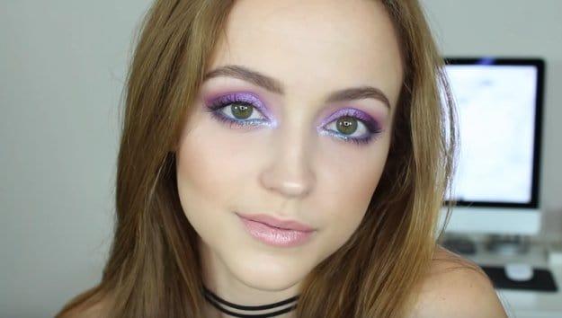 Tutorial Fresh Spring Makeup Zoella