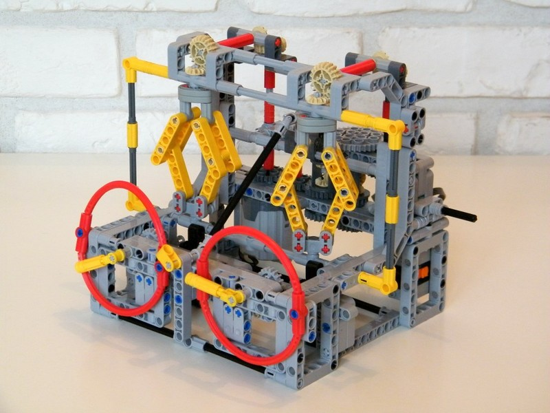 Lego Continuously Variable Transmission   Make  Article Featured Image