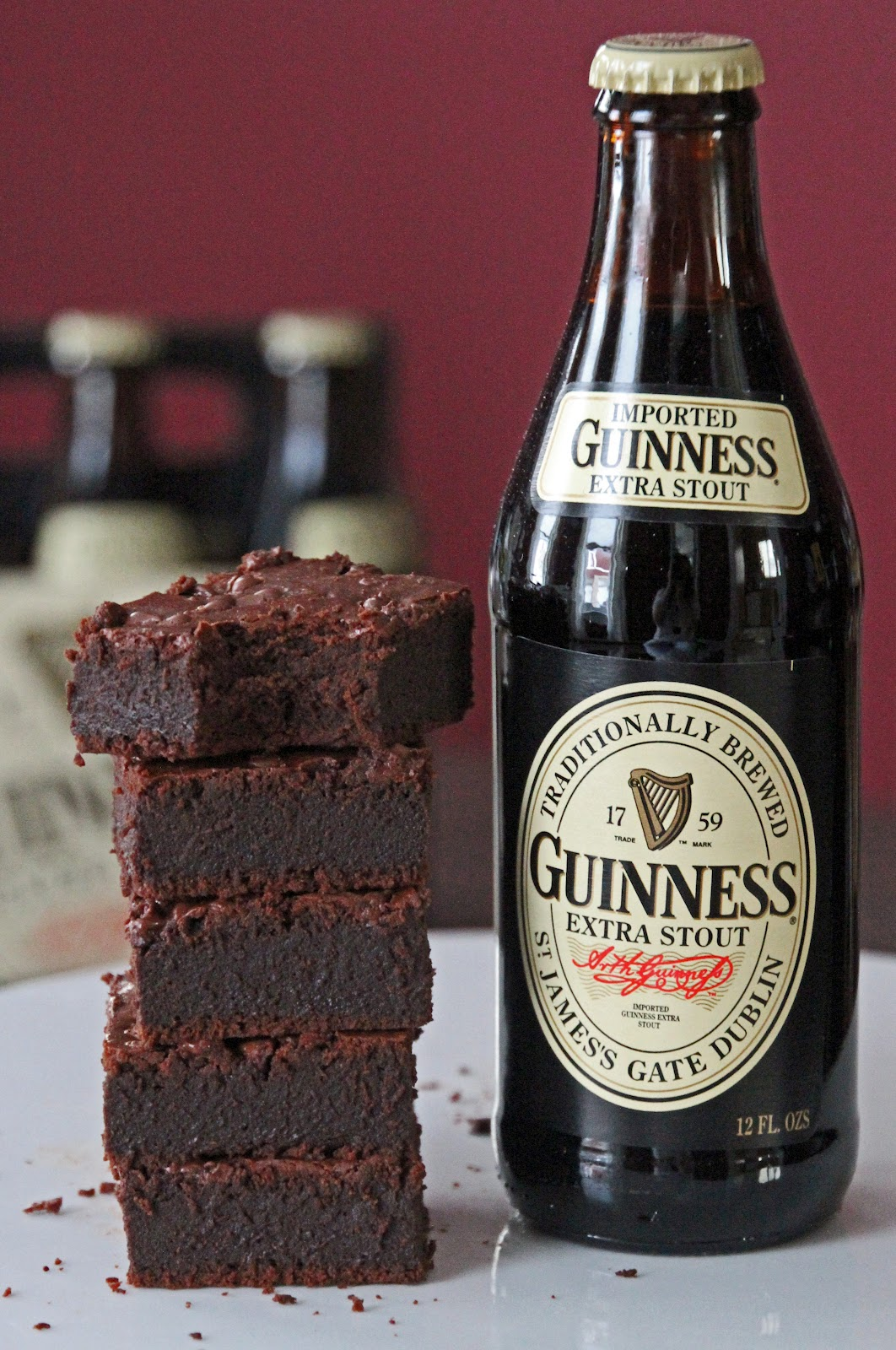 Guinness Extra Stout Brownie Recipe Make