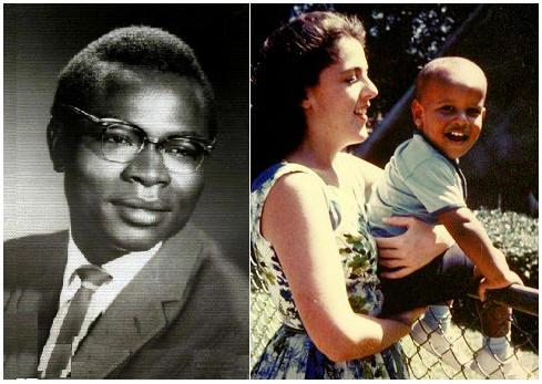 Barack Obama father « ITS