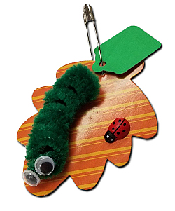 Girl Scout Caterpillar SWAP Kit