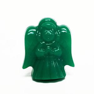 Green Angel Craft Bead