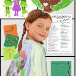 Brownie Girl Scout Hiking Badge