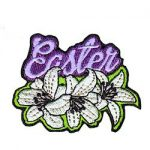 Girl Scout Easter Fun Patch