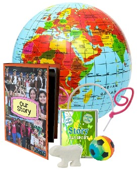 A World of Girls Journey Kit