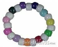 Girl Scout Law Bracelet Kit via @gsleader411