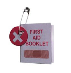 First Aid Girl Scout SWAP