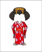 Superhero Charity's Costume for Japan