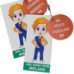 Ireland Girl Scout SWAP