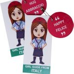 Italy Girl Scout SWAP