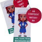 Madagascar Girl Scout SWAP