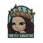 United Kingdom Fun Patch