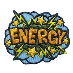 Girl Scout Energy Patch