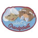 Girl Scout Adopt a Grandparent Patch