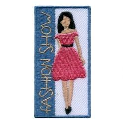 Girl Scout Fashion Show Patch