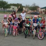 Girl Scout Bike Safety