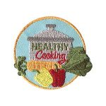 Girl Scout Healthy Cooking Patch