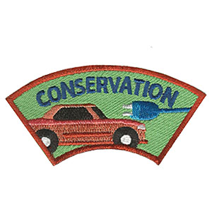 """The Conservation Advocate Service Patch is from the Youth Squad Environmental Patch Program®. MakingFriends®.com partnered with Youth Squad to bring you a rewarding community service program with step-by-step instructions for every age level to make a meaningful impact in their community. This is one of our """"Advocate"""" level patches. The requirements for our Advocate level patch program® are geared toward getting support for a specific project of your choosing. via @gsleader411"""