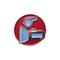 Safety Delegate Pin for Community Service from Youth Strong