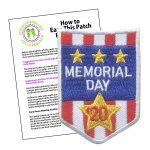 Girl Scout Memorial Day 2020 Patch Program